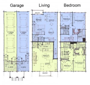 Green Street Mews Floor Plan